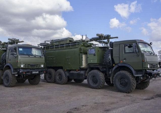 خطر سامانه های جنگ الکترونیک روسیه از دیدگاه آمریکایی ها
