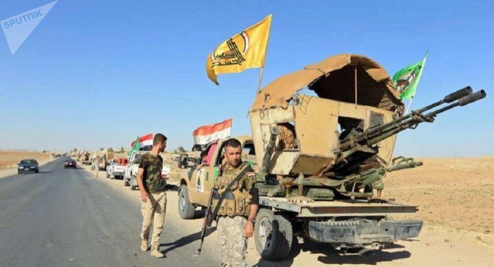 آمریکا 60 زندانی داعشی را به پایگاه خود در حسکه منتقل نمود