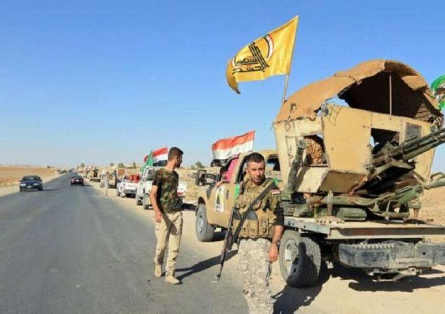 نیروهای بسیج مردمی عراق (الحشد الشعبی)