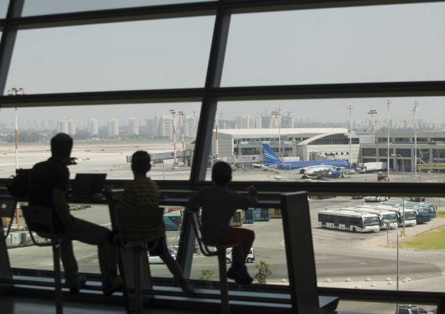اولین پرواز از امارات به اسرائیل + عکس