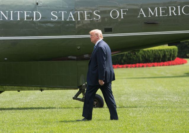 قصد ترامپ برای برگزاری اجلاس جی-7 در کمپ دیوید