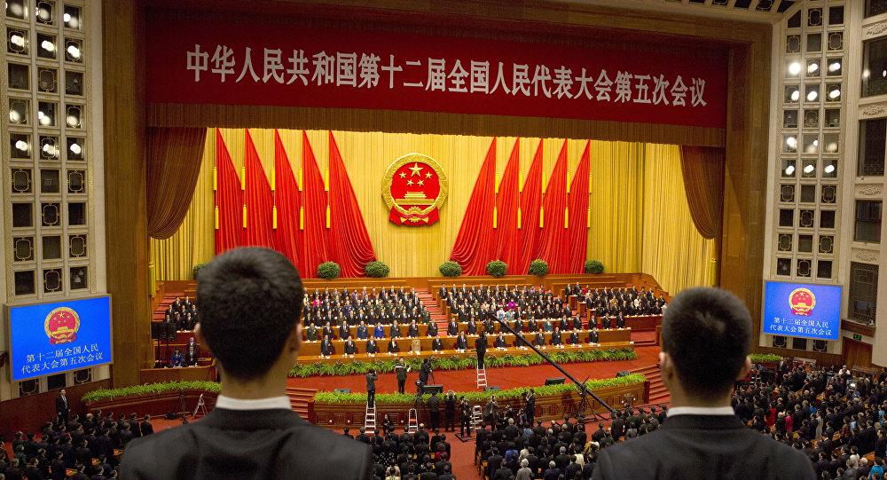 چین قانون قانون امنیت ملی را به تصویب رساند