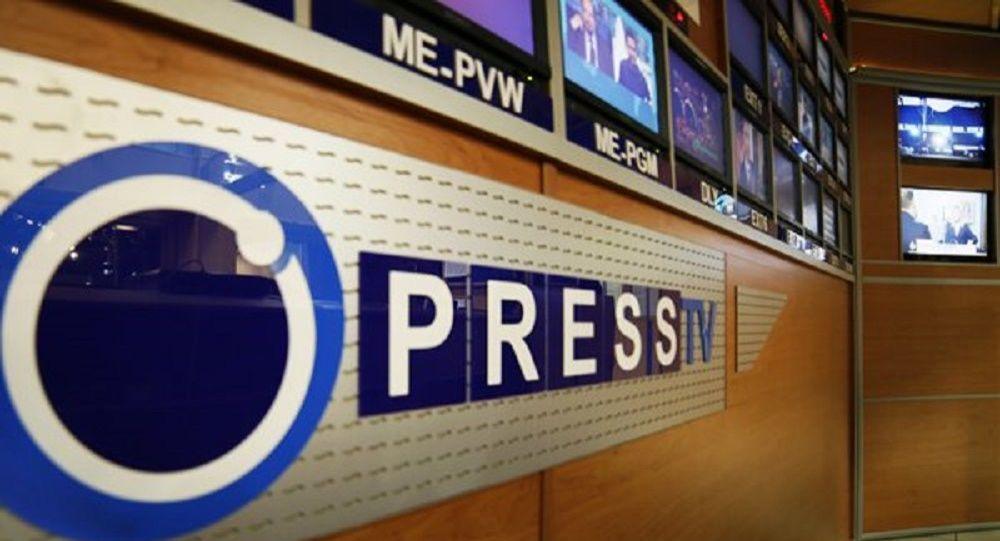 آمریکا پورتال کانالهای تلویزیونی ایرانی پرس تی وی و العالم را مسدود کرد