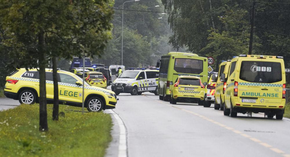 حمله فرد ناشناس در نروژ کشته برجای گذاشت+ تصاویر