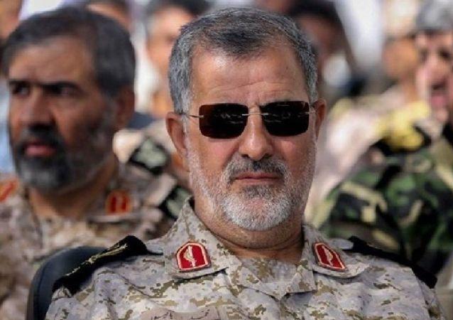 سردار سپاه: ایران در تولید بالگرد خودکفا شده است