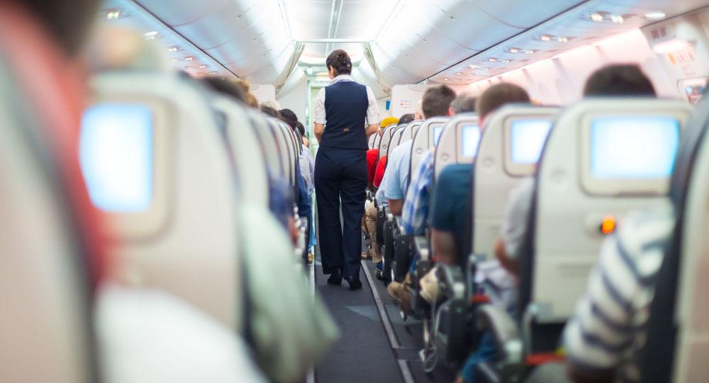 سالن هواپیما