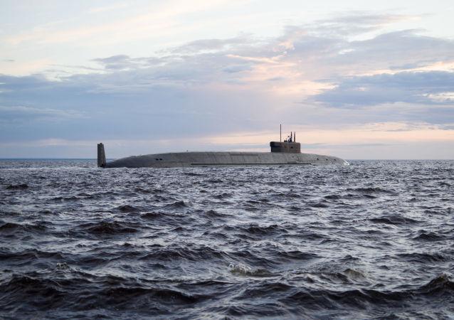 آزمایش سلاحهای زیردریایی توسط روسیه
