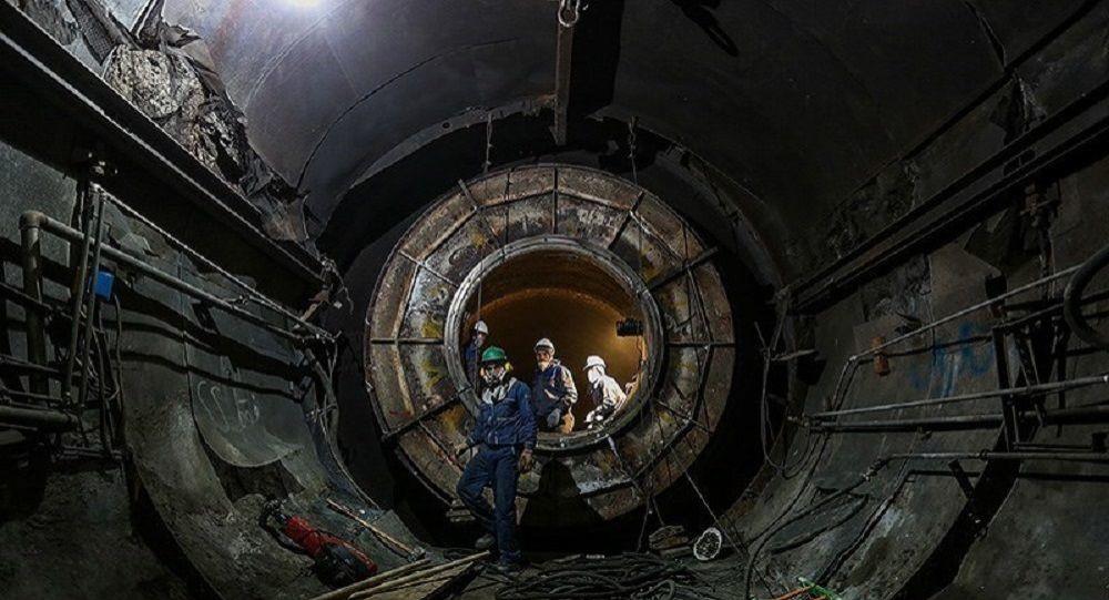 ریزش معدن در  ایران