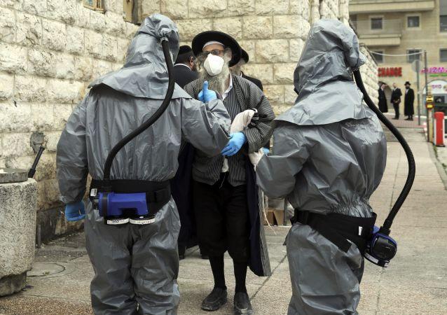 کرونا دراسرائیل؛ افزایش تعداد جانباختگان علیرغم قرنطینه سختگیرانه