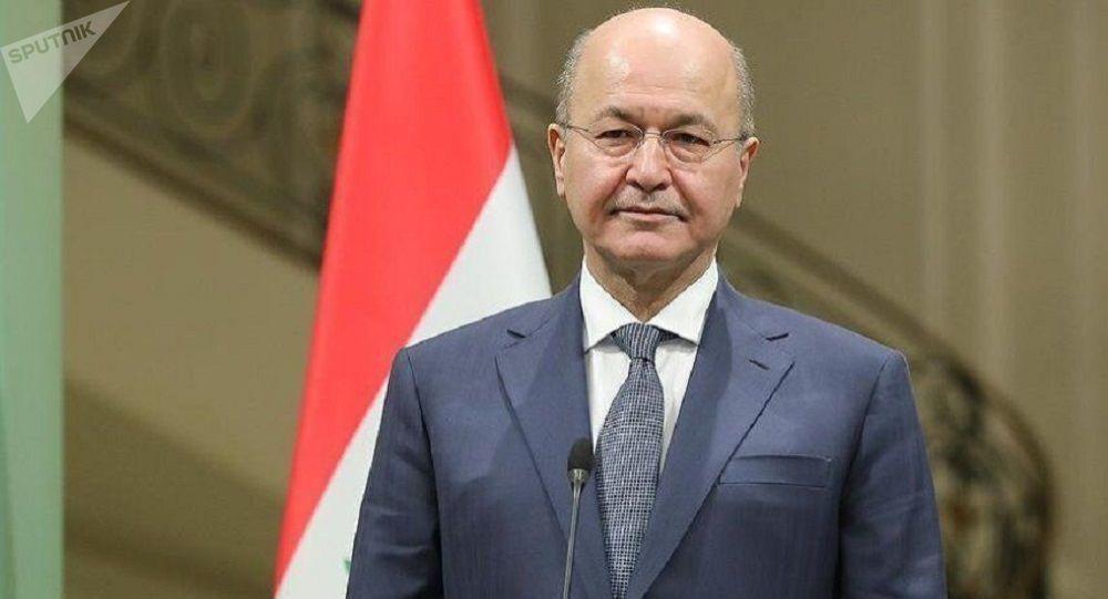 رئیس جمهور عراق