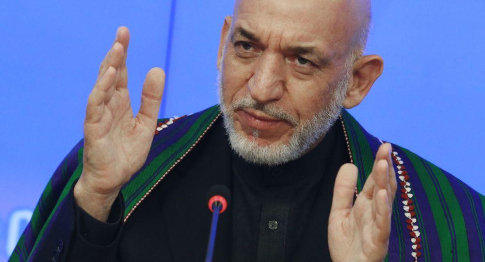 ابراز امیدواری کرزی برای کمک ایران در برقراری صلح در افغانستان