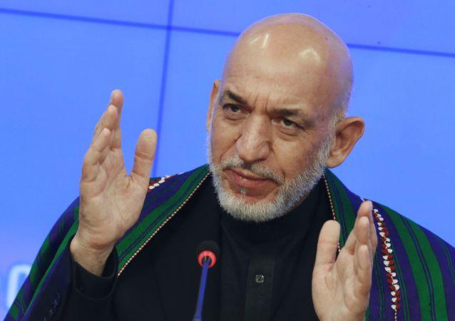 کرزی: پیش از حمله آمریکا افراط گرایی در افغانستان نبود
