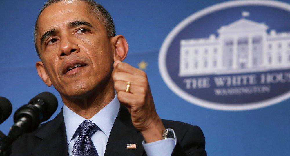 اوباما تصمیم سنا درباره توافق هسته ای با ایران را یک گام تاریخی نامید