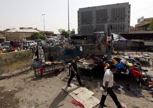 دو انفجار شدید در بغداد تعدادی کشته و مجروح به جا گذاشت