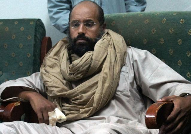 رسانه: ممکن است پسر قذافی درآینده نزدیک اعدام شود