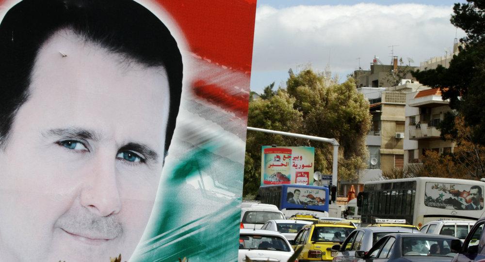 پافشاری در سرنگونی اسد و منافع اقتصادی ایالات متحدۀ آمریکا