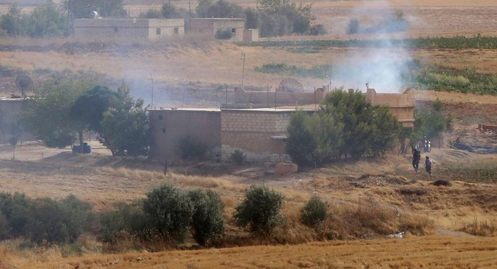 مقامات ترکیه آب شرب شهر حسکه سوریه را قطع کردند