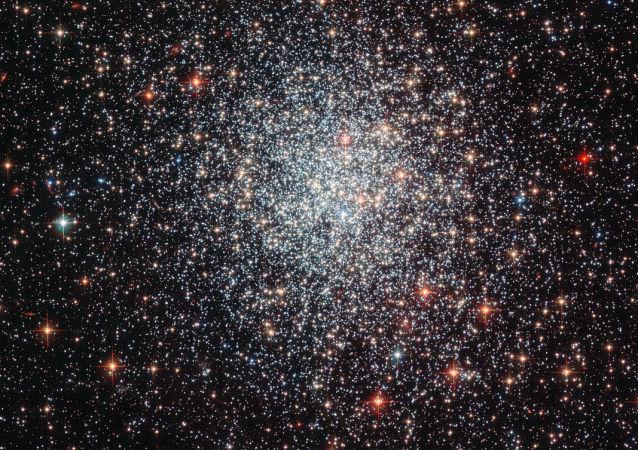 عکسی از کهکشان