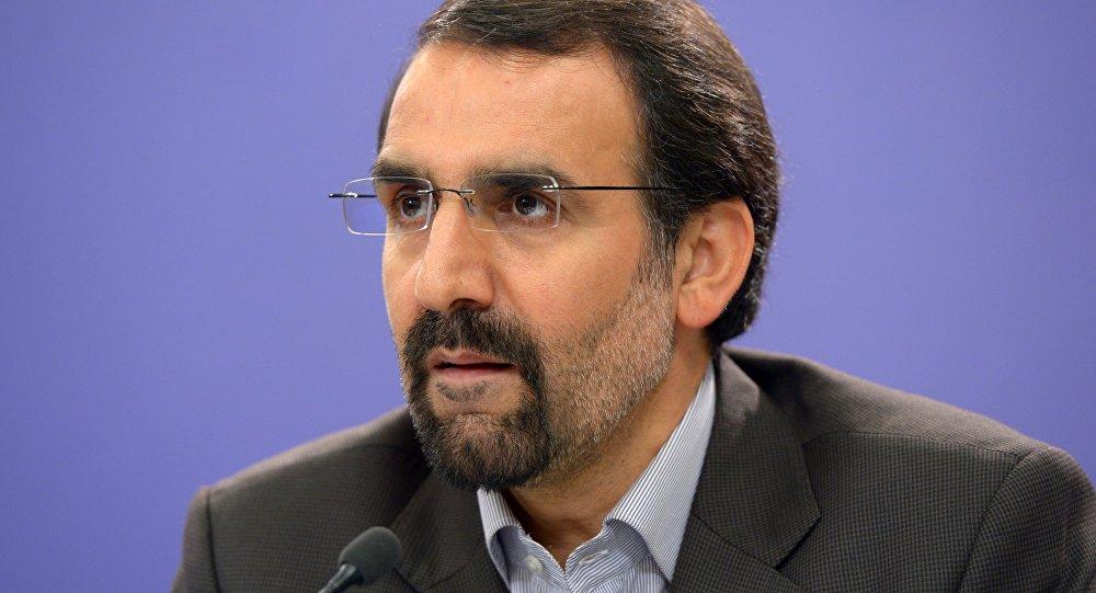 پیام خداحافظی سفیر ایران در روسیه