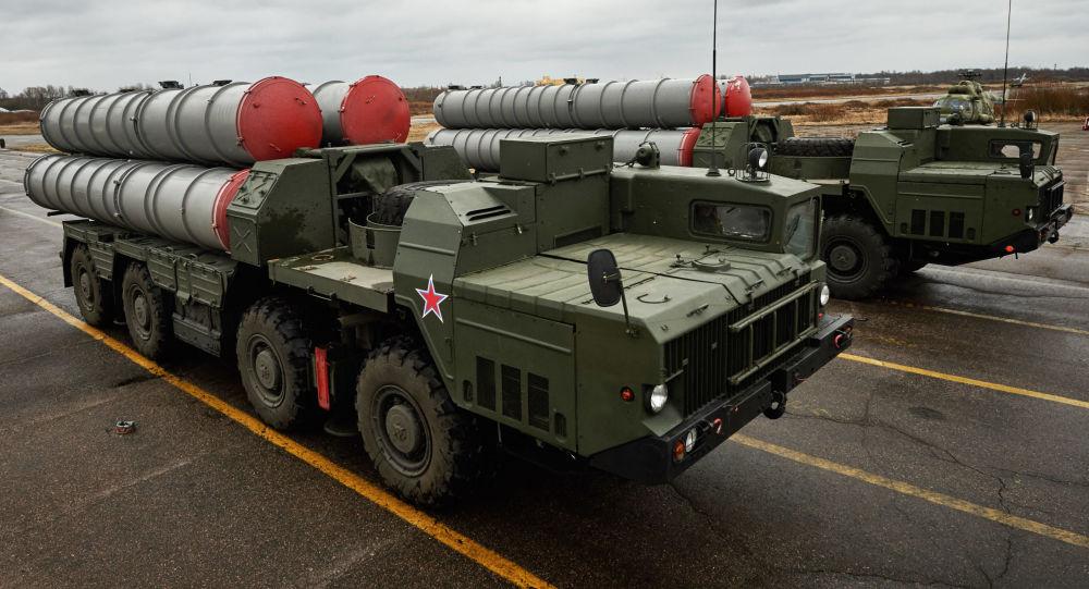 سامانه موشکی اس - 300 روسیه