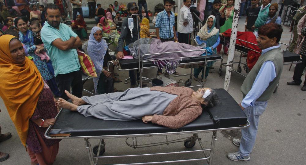 اعلام علت احتمالی شیوع بیماری ناشناخته در هند