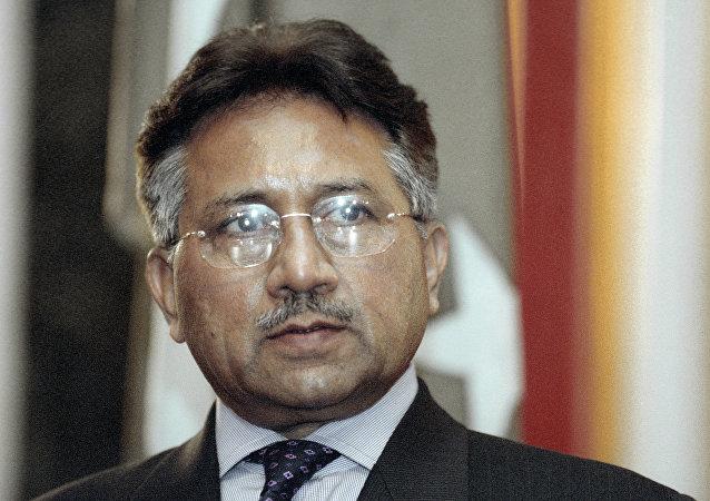 اعتراف رئیس جمهوراسبق پاکستان به آموزش دادن طالبان برای مبارزه با روسیه