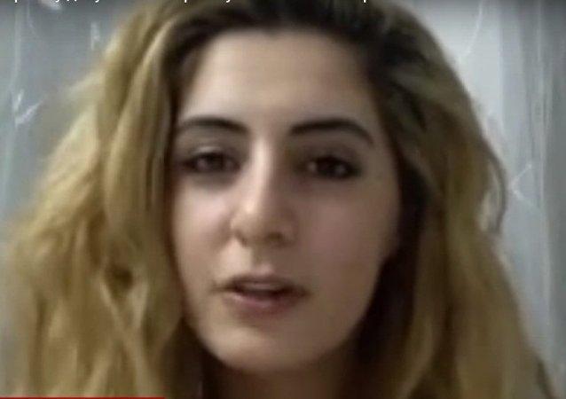 پلیس دانمارک گذرنامه دختر جوانی را به دلیل جنگ با داعش مصادره کرد