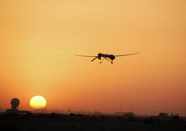 پهپاد نظامی امریکا در کویت منهدم شد