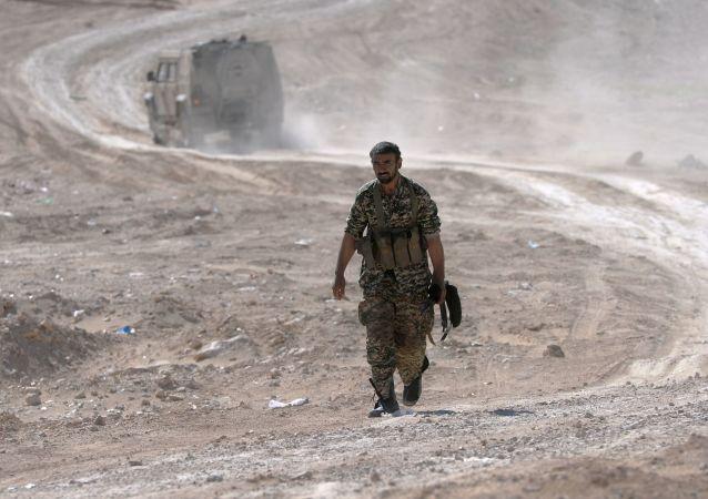 نماینده سپاه پاسداران انقلاب اسلامی در سوریه درگذشت