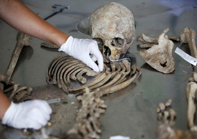کشف یک مقبره باستانی در داغستان