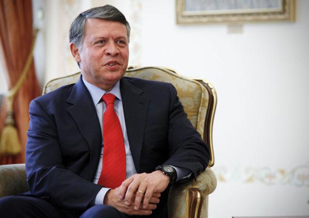 قدردانی حماس از پادشاه اردن