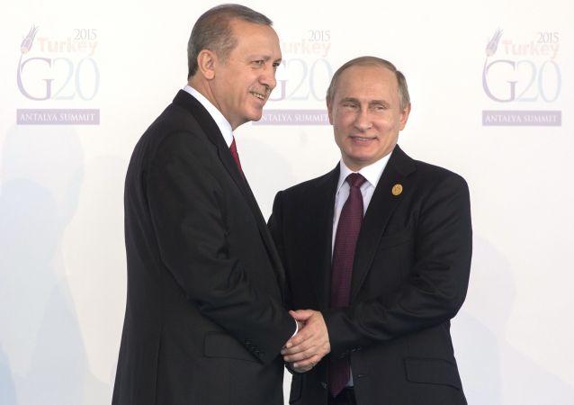 پوتین برای تماشای بازی فوتبال با اردوغان به ترکیه می رود